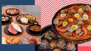 Spanish Food Delivery Manila