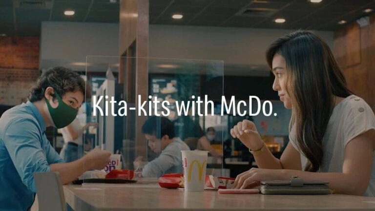 Kita-kits with McDo