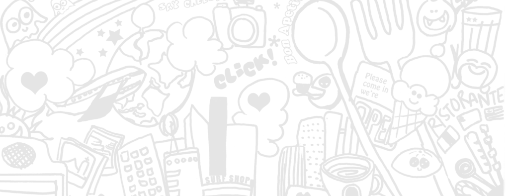 ClickTheCity doodle background