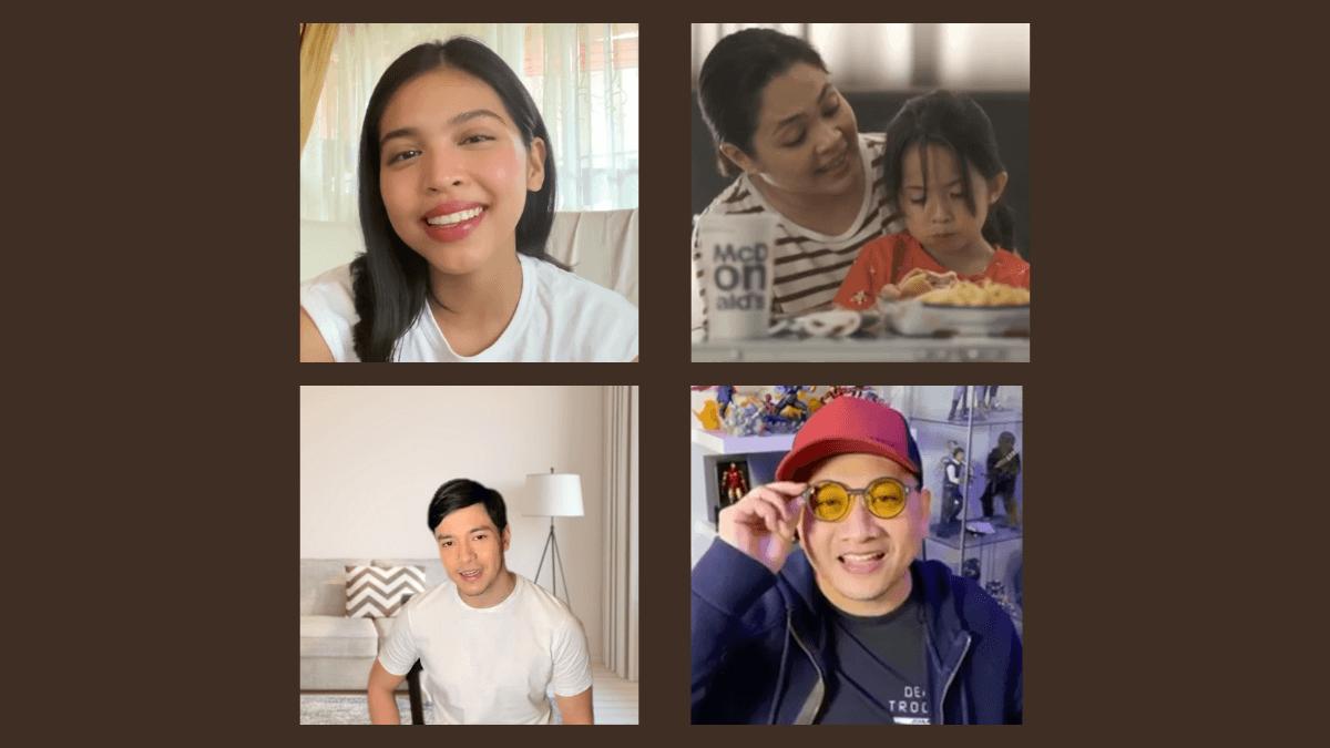 WATCH: Maine Mendoza, Michael V, and More Stars Sing 'Kita-Kits sa McDo'