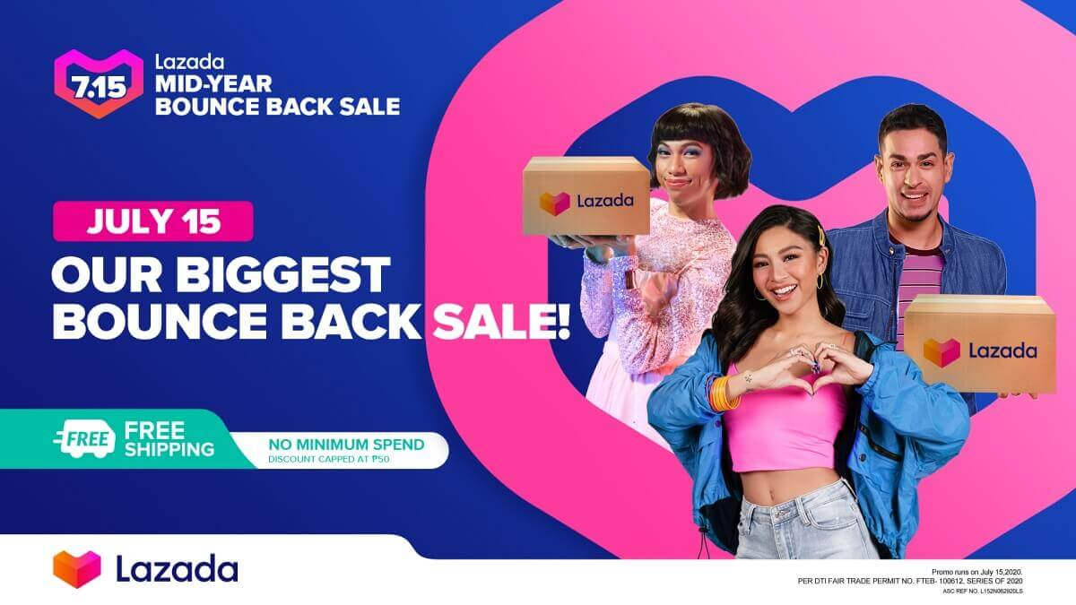 Lazada Mid-Year Bounce Back Sale: Tips to Getting Better Deals!