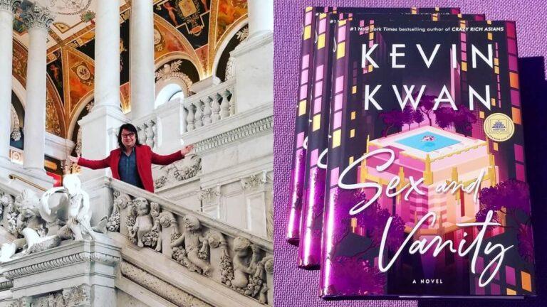 Kevin Kwan Sex and Vanity Movie