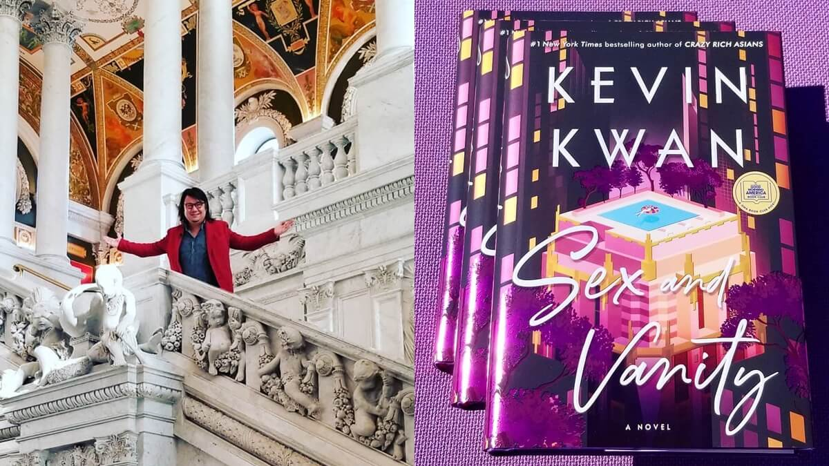 Kevin Kwan's Book 'Sex and Vanity' Will Be Made Into A Movie