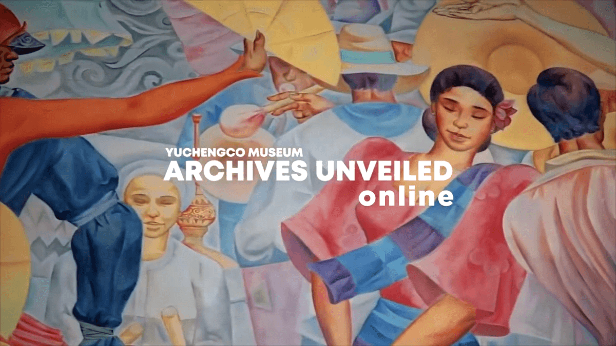 Yuchengco Museum Goes Online with 'Archives Unveiled'