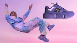 Jaden Smith New Balance