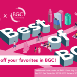 Foodpanda Best of BGC promo