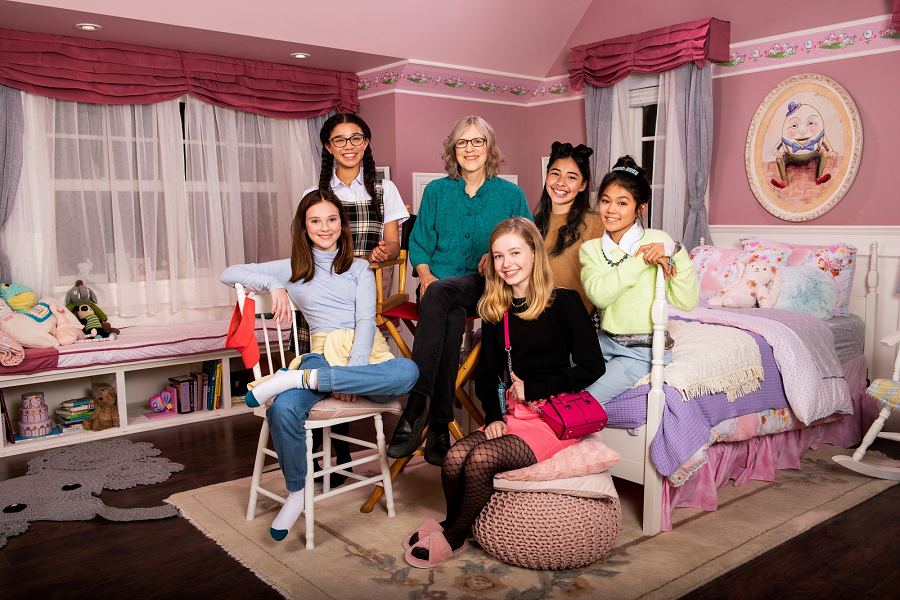 The baby-sitters club with Ann M. Martin