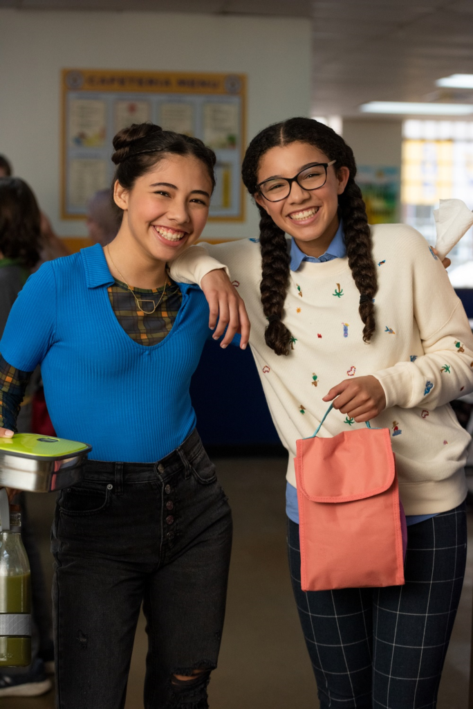 The Baby-Sitters Club at Stoneybrook Middle School