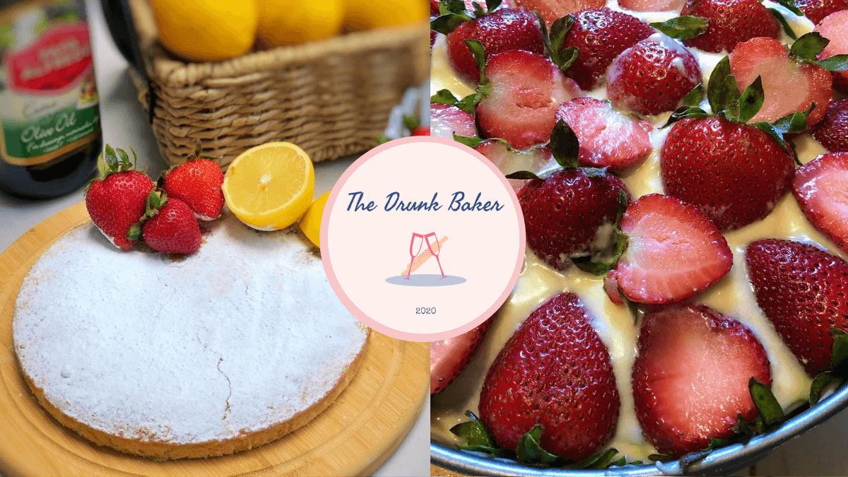 Merchant Spotlight: The Luscious Lemon Olive Oil Cakes by 'The Drunk Baker'