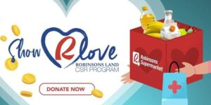 Share RLove: Donate Robinsons Rewards Points to Help People in Need