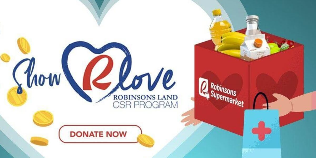 Share RLove: Donate Robinsons Rewards Points to Help Those in Need