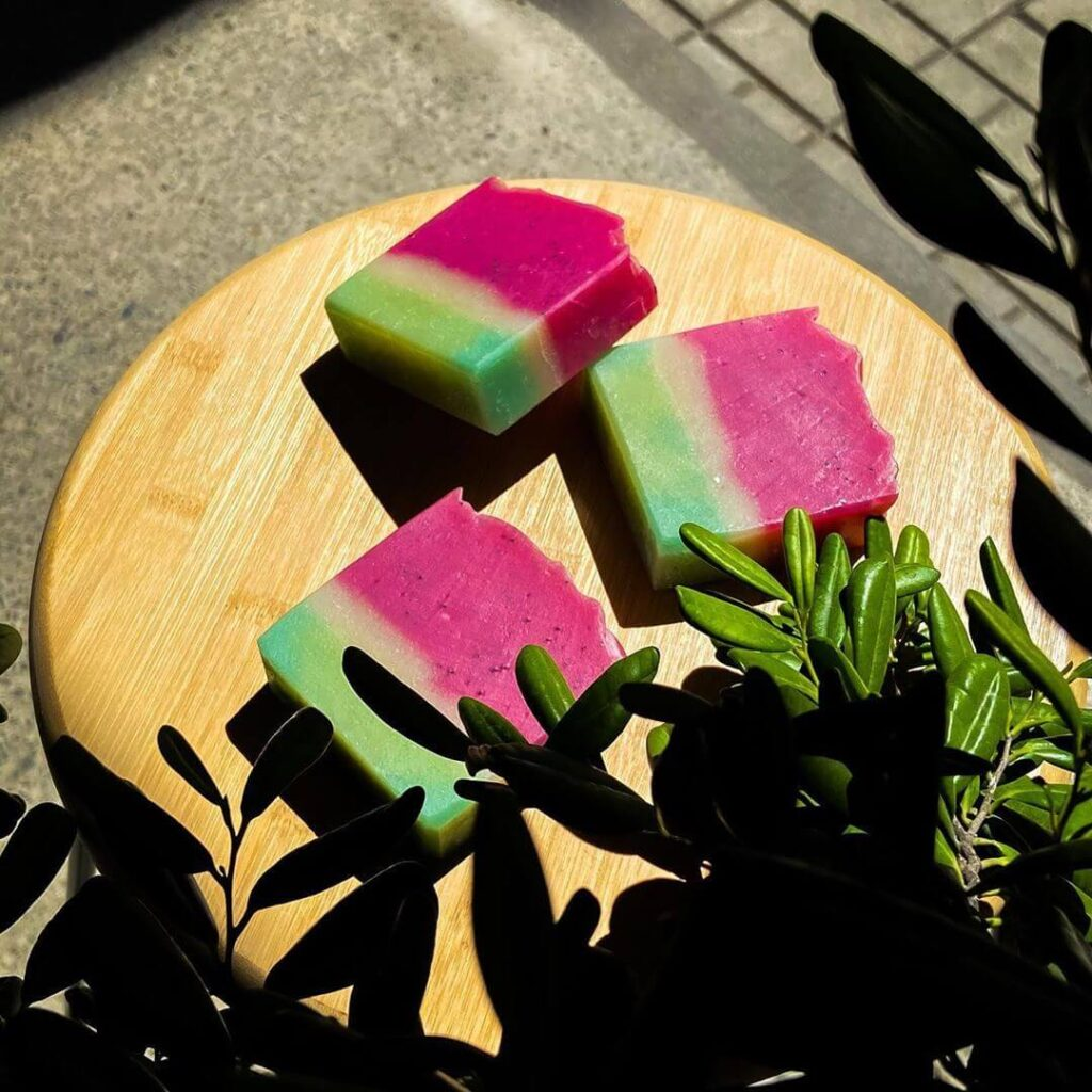 Sabon De Luna's Handcrafted Soap