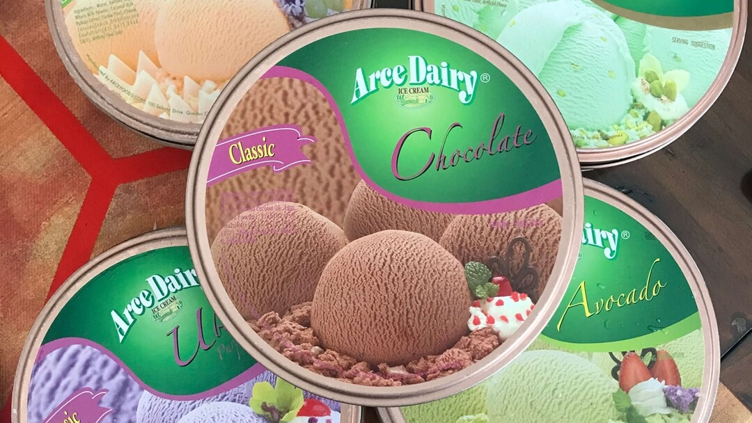 Celebrate National Ice Cream Day with This Treat From Arce Dairy
