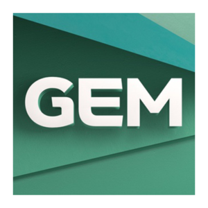 GEM TV Asia logo