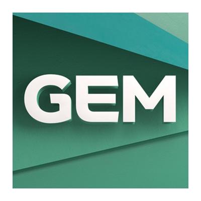 GEM TV Asia logo