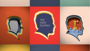 WATCH: 'The First Filipino' New Edition Promoted with Colorful Animation