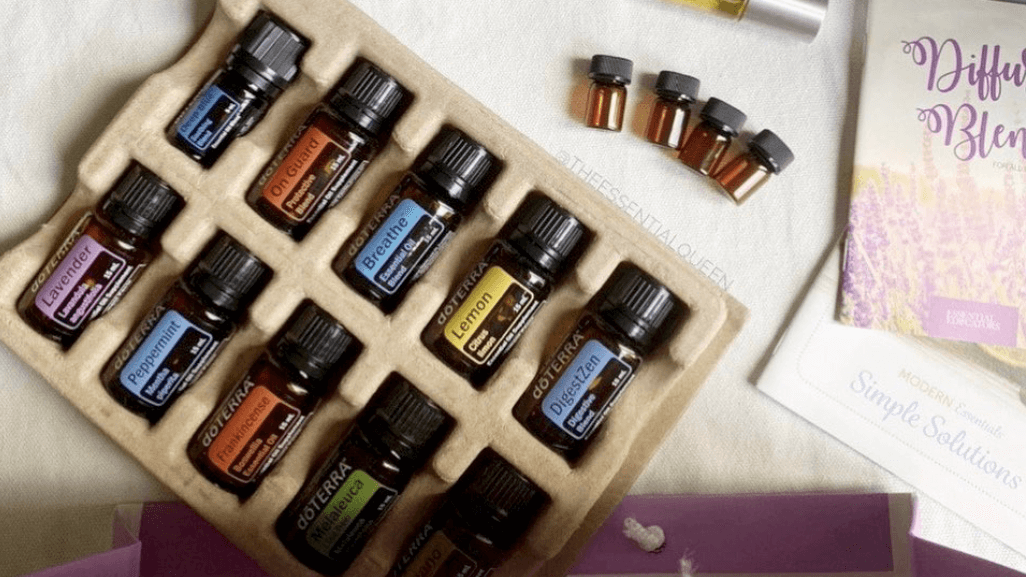 Doterra's Buy One Get One Promo Runs from July 21 to 25