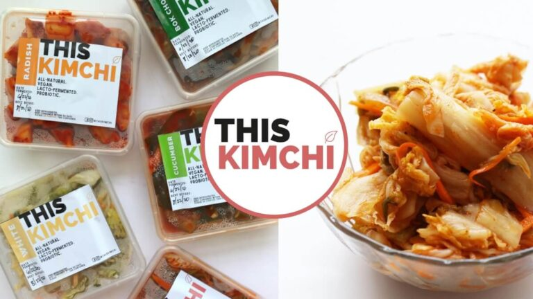 Merchant Spotlight: Vegans' Korean Cuisine Cravings are Solved with 'This Kimchi'