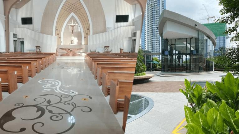 Fort Bonifacio chapels