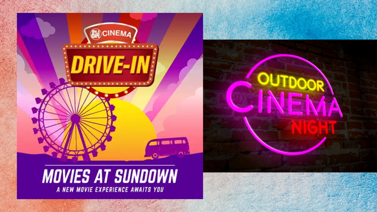 The First Drive-In Cinema in The Philippines Opens July 31