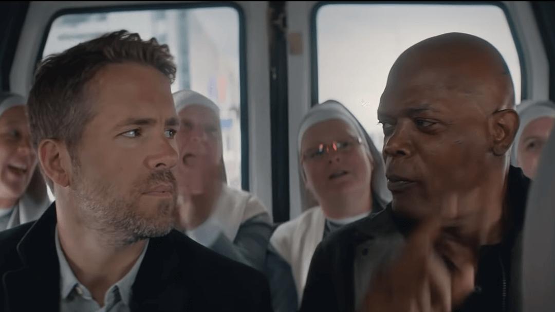 Ryan Reynolds and Samuel Jackson Reunites for Animated Show 'Futha Mucka'