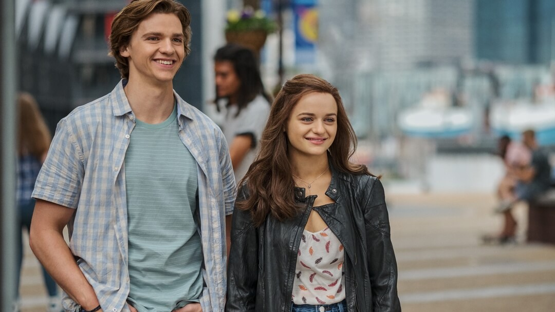 'The Kissing Booth 2' Stars Joey King and Joel Courtney Talk About the Sequel, Dance Dance Mania, and their OTPs