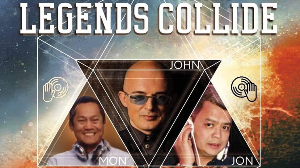 "Sanctuary Brings Together 3 of the Country's Legendary DJs in ""Legends Collide"""