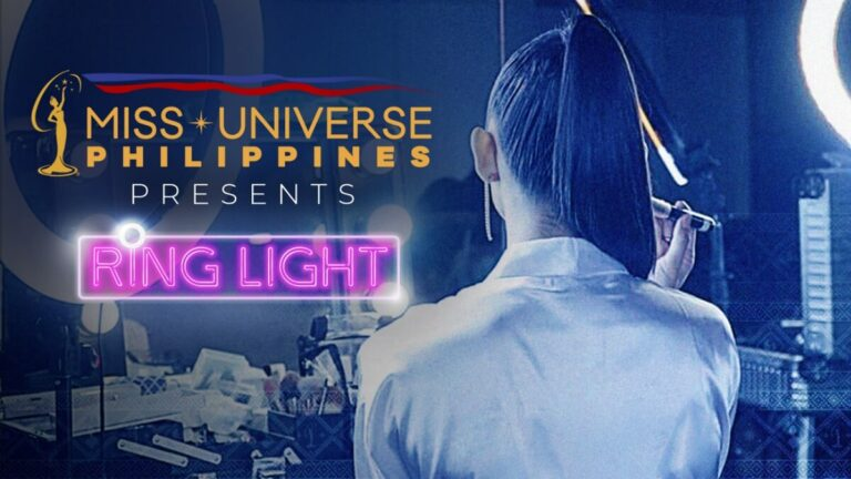 Miss Universe Philippines Presents the Ring Light Series