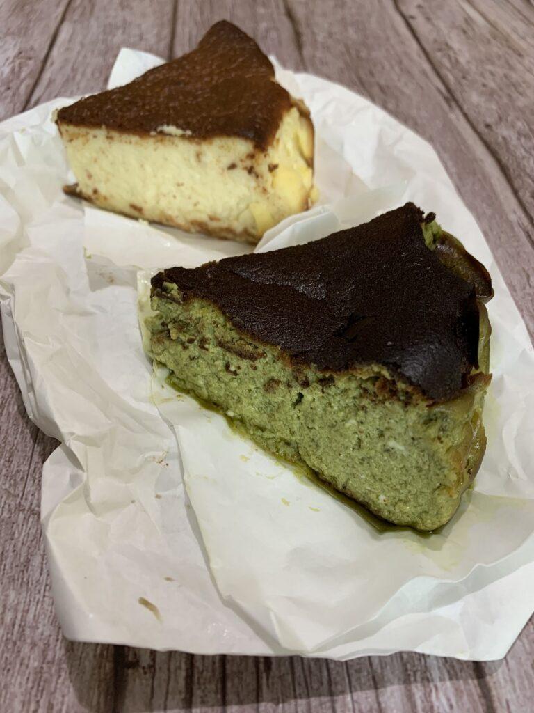 Twenty four bakeshop cheesecake