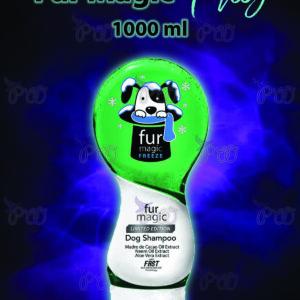 Fur Magic Freeze Dog Shampoo 1000 ml