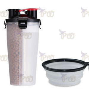 Outdoor Pet Travel Feeder