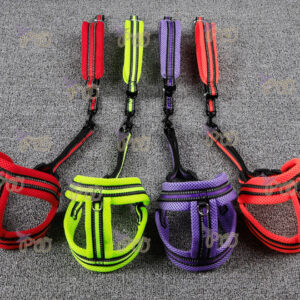 Reflective Adjustable Pet Harness and Leash