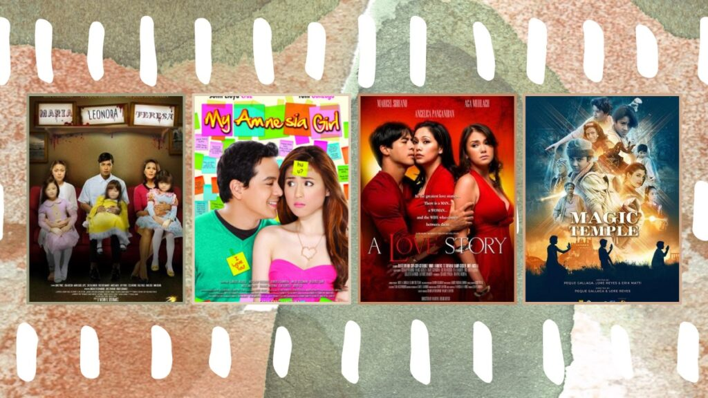 Cinema One Movies August 2020