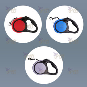 Nylon Retractable Pet Leash 5M