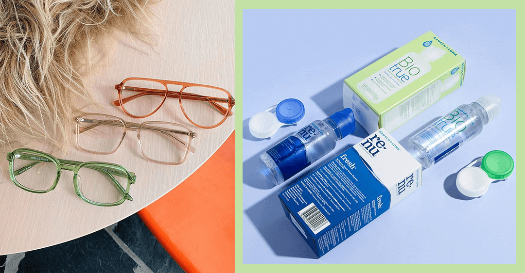 GUIDE: Optical Shops with Online Ordering and Delivery For Eyeglasses and Contact Lenses