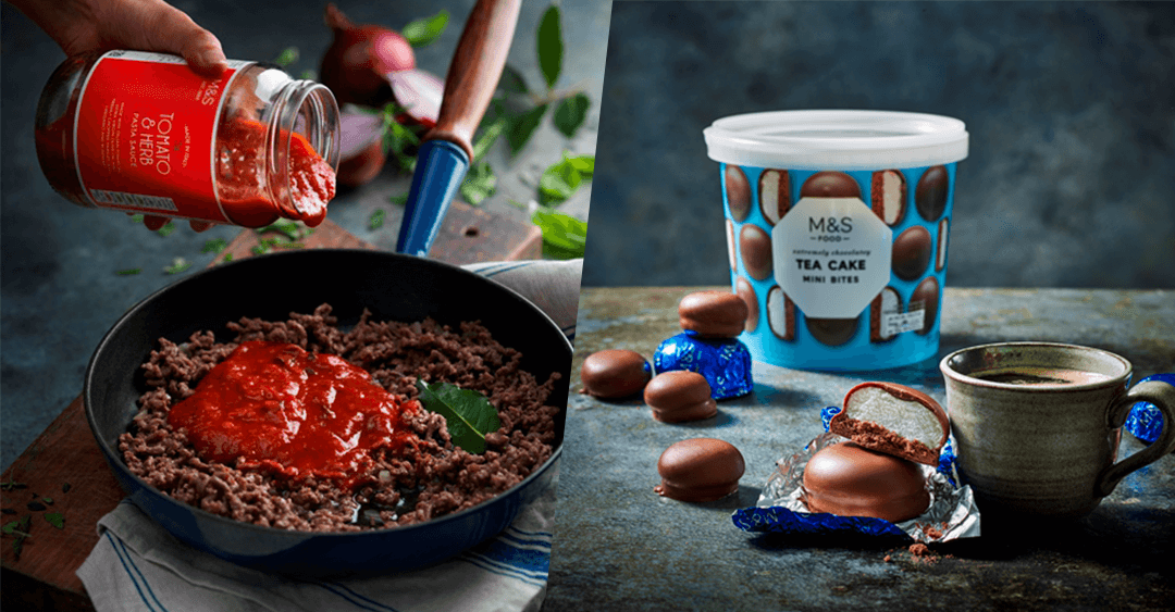 You Can Now Order Your Favorite Marks & Spencer Products Through foodpanda
