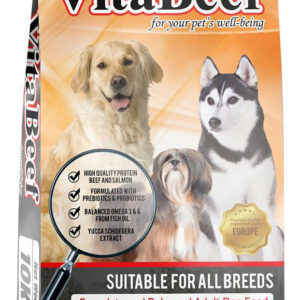 Vitabeef Dog Food 10kg