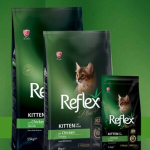 Reflex Plus Kitten Food Chicken 1.5 kg