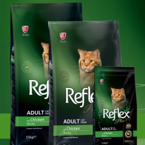 Reflex Plus Cat Food Chicken 1.5kg