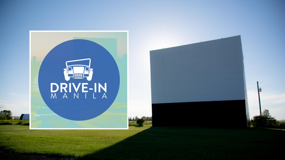 Drive-In Manila: The First Pop-Up Drive-In Cinema in The Philippines