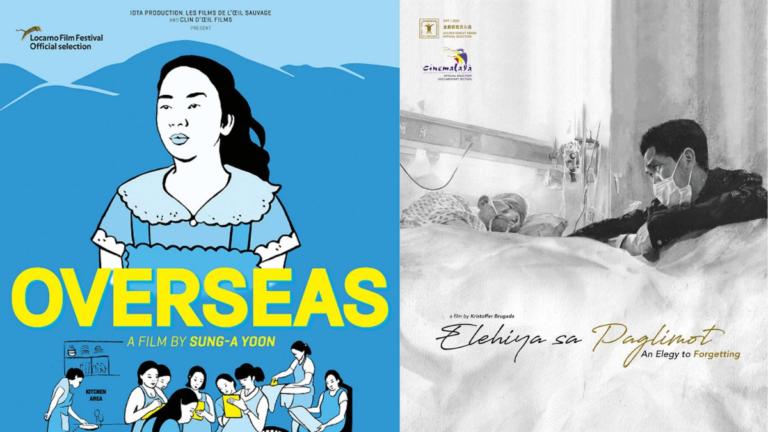 Cinemalaya 2020: Dokyu Section Streams 'Overseas' and 'Elihiya sa Paglimot'