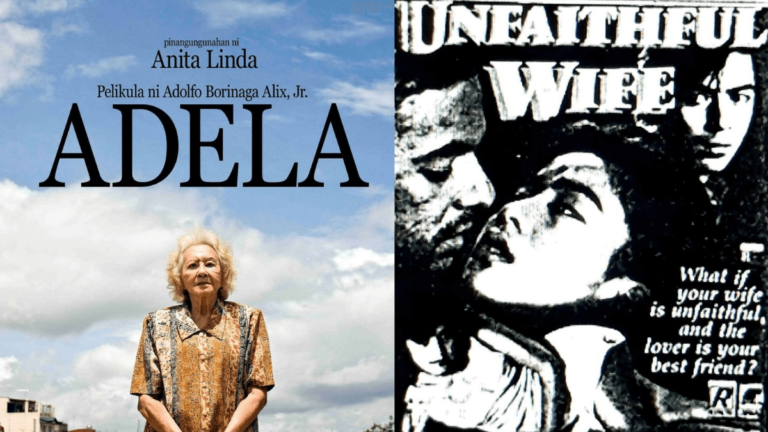 Cinemalaya 2020 to Stream 'Unfaithful Wife' and 'Adela' to Honor Late Film Greats
