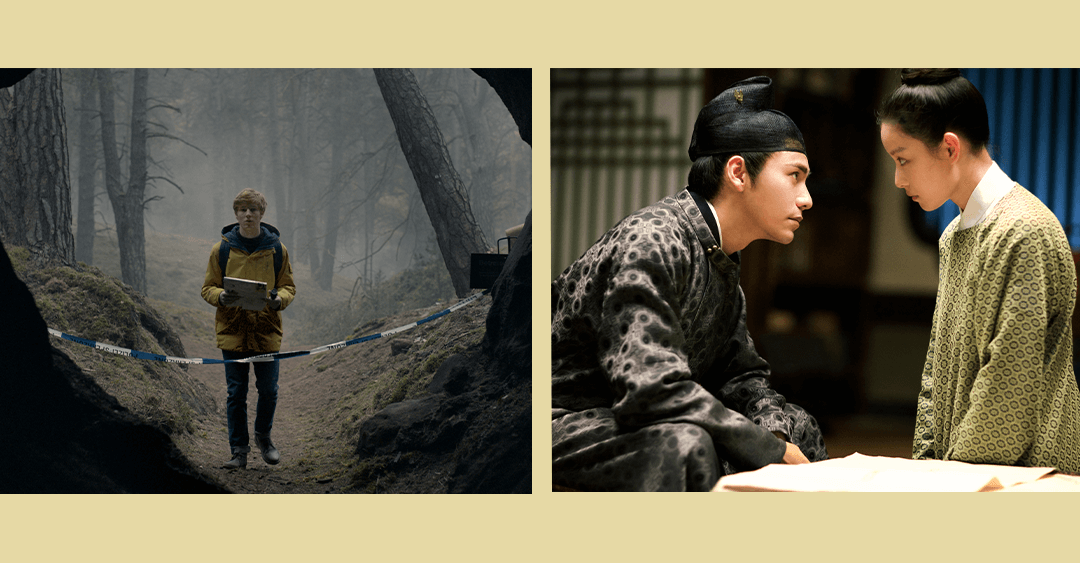 12 Foreign Shows on Netflix Worth Checking Out
