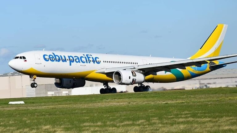 Cebu Pacific Flight Suspension