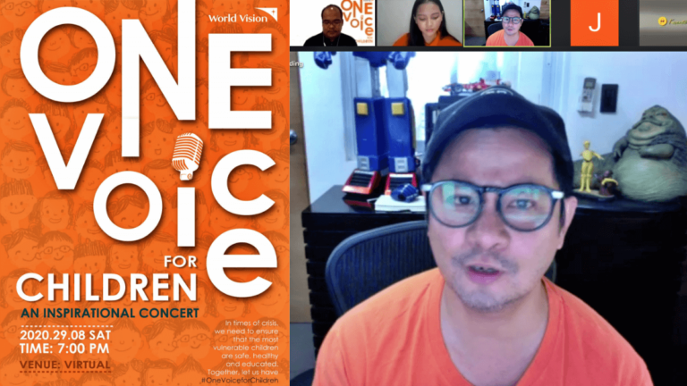 World Vision to Hold 'One Voice for Children' Virtual Concert for a Cause