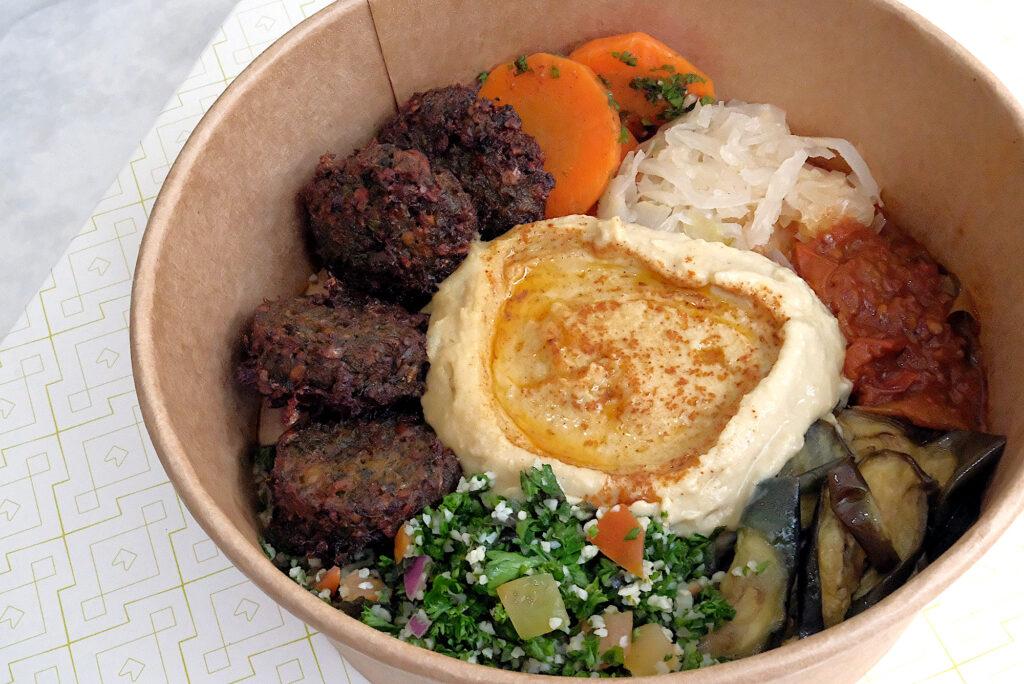 Falafel Crunch Bowl included in Medley Sale