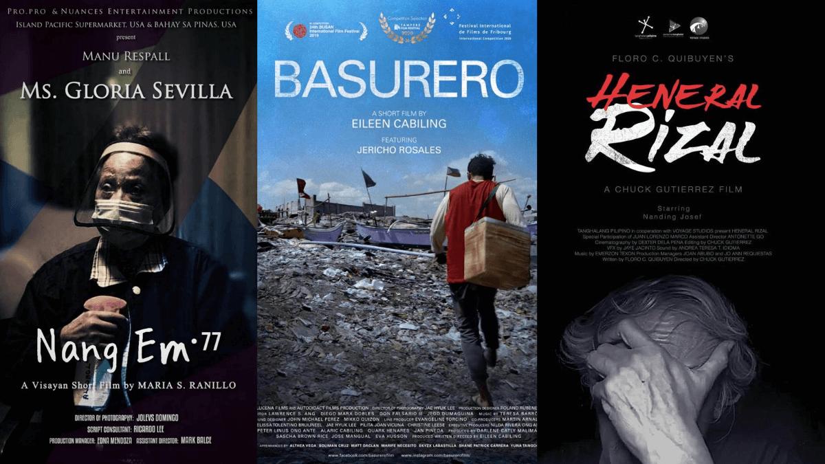 'Basurero', 'Heneral Rizal, & 'Nang Em' Added to Cinemalaya 2020 Films