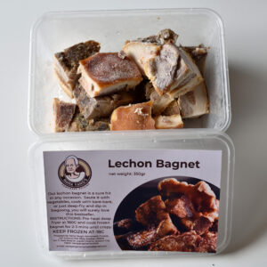 Ready to Fry Frozen Lechon Bagnet