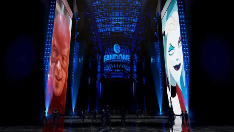 DC FanDome Teaser