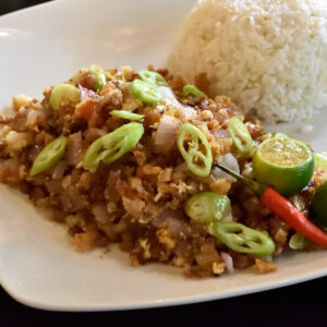 Ready to Eat Pork Sisig Special